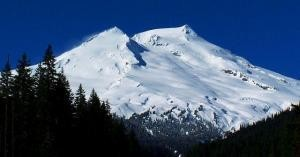 """""""Mount Baker from Boulder Creek"""" by Lhb1239 - Own work. Licensed under CC BY-SA 3.0 via Commons"""